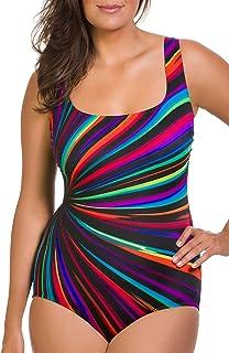 08308e52a3 Amazon.com  Longitude - Swimwear   Women  Clothing