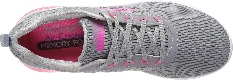 Skechers air Ultra Flex, Baskets Femme Gris