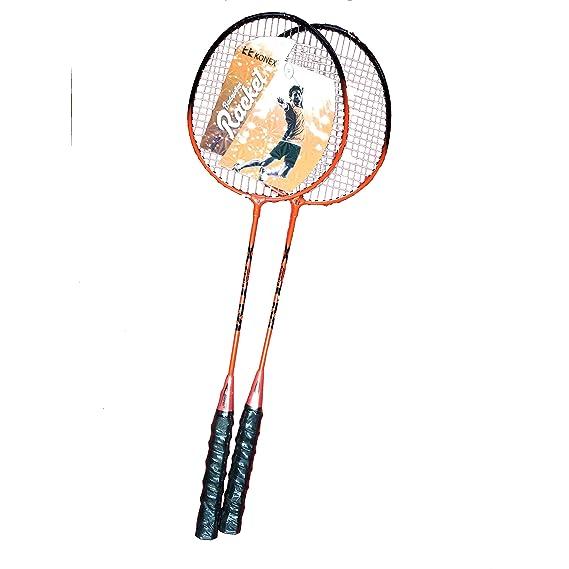 Konex Sports 2 Player Badminton Racquets