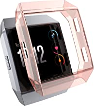 Replacement TPU Case for Fitbit Ionic Smartwatch, Ultra Slim Protect Case Shock-Proof Cover Soft Shell for Fitbit Ionic Sm...