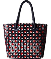 Tommy Hilfiger - Terry Logo Tote