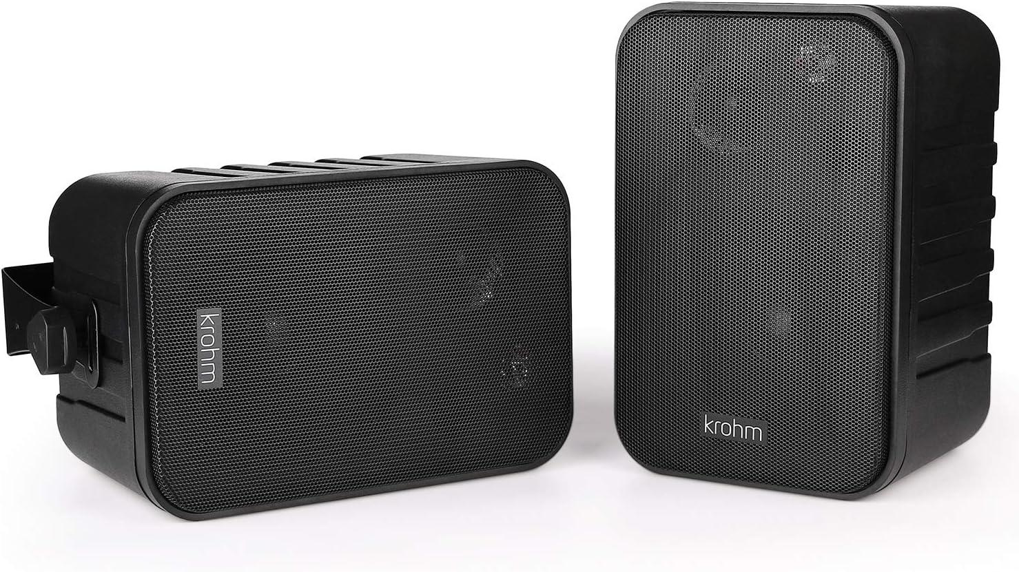 Bluetooth Bargain sale Speaker V4.1 AC Selling and selling Powered Speakers Water Indoor Outdoor