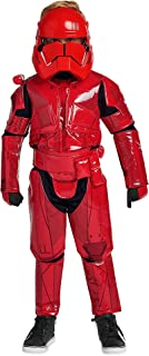 Star Wars Sith Trooper Costume for Boys – Size 3 Multi