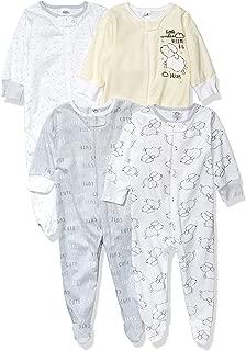 GERBER Baby 4-Pack Sleep 'N Play, Sheep, 3-6 Months