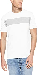 Calvin Klein Men's Knockout Stripe Crew Tee