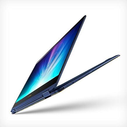 """ASUS ZenBook Flip S Touchscreen Convertible Laptop, 13.3"""" Full HD, 8th Gen Intel"""