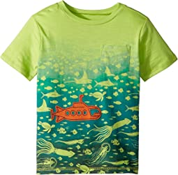 Underwater Empire Tee (Toddler/Little Kids/Big Kids)