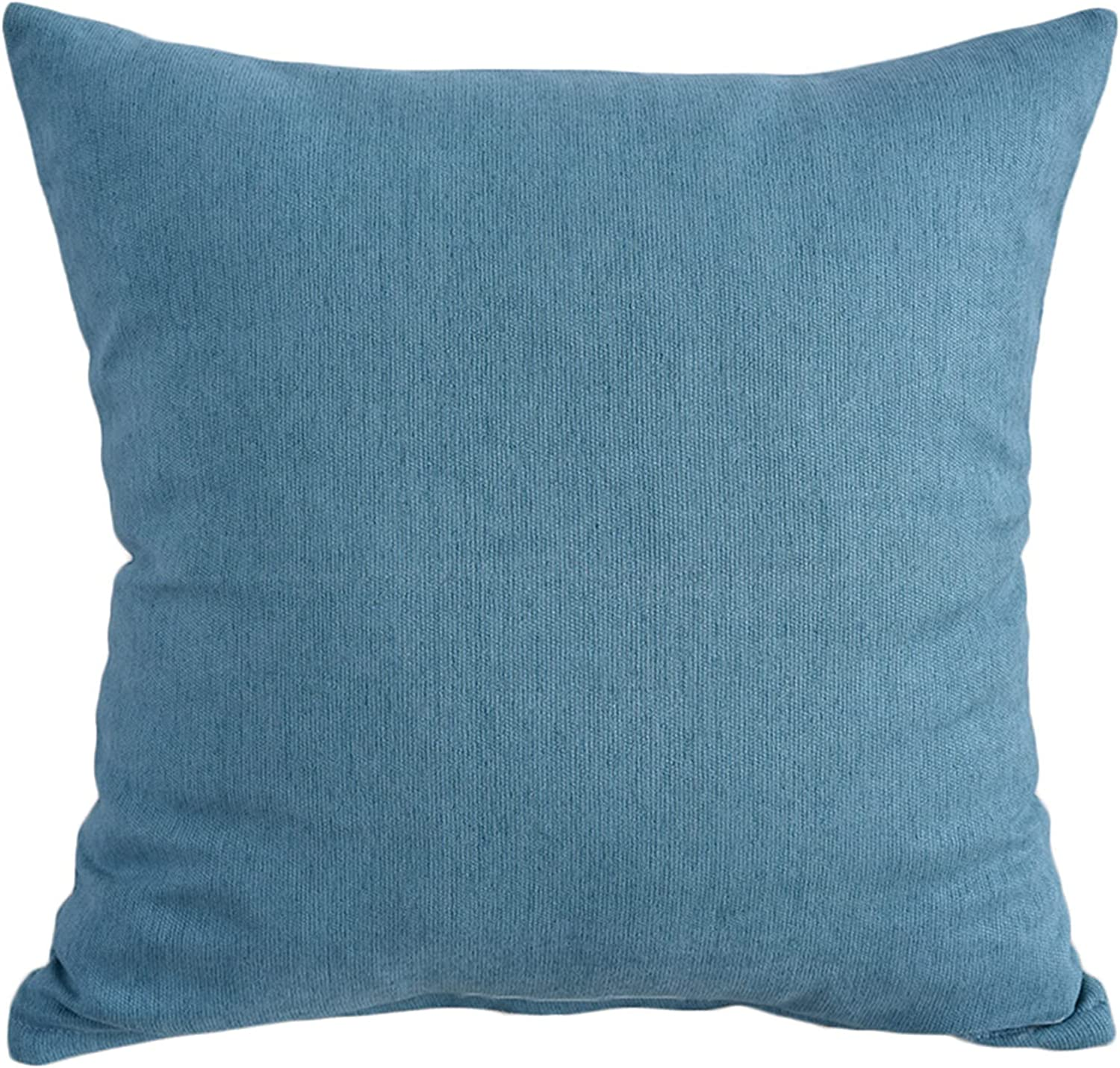 wholesale Cushion Max 79% OFF Cover Square Decorative and Removable Pillowcase Washa