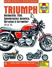Triumph Bonneville, T100, Speedmaster 2001-2015: Service & Repair Manual