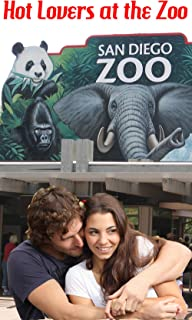 Hot Lovers at the Zoo (BBW Stranger Erotica)