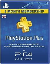 PlayStation Plus - 90 Day Subscription [Edizione: Regno Unito]