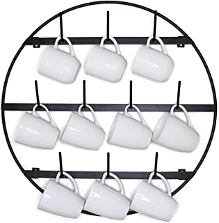 Best round mug rack Reviews