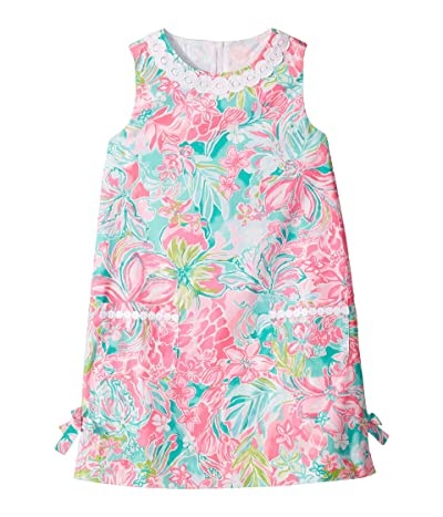 Lilly Pulitzer Kids Little Lilly Classic Dress (Toddler/Little Kids/Big Kids) (Multi Hot On The Scene) Girl