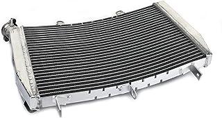 TARAZON Motorrad Aluminum Wasserkühler Motorkühlung Kühler Radiator für Yamaha YZF R6 2008 2016