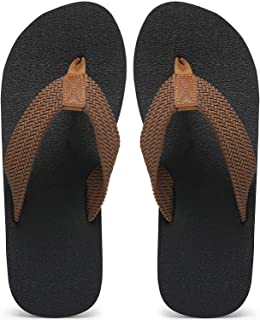 Best thick flip flops for men Reviews