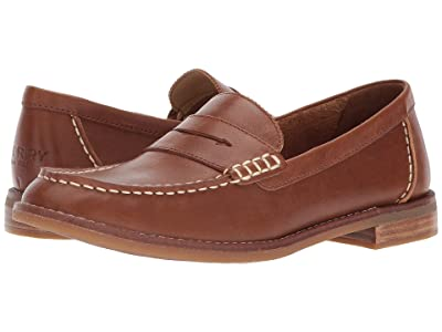 Sperry Seaport Penny (Tan) Women