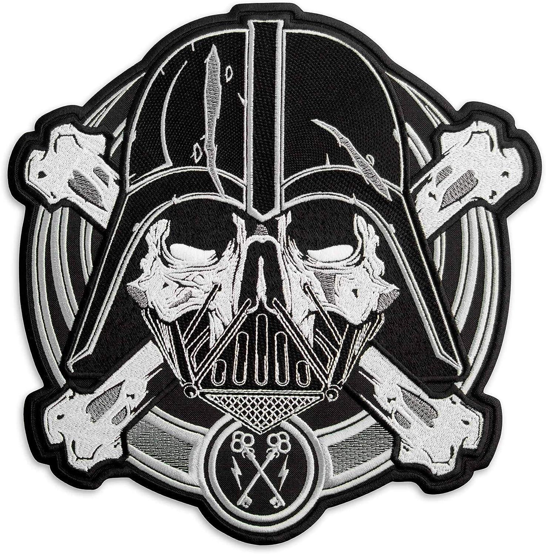 Star Darth Vader Anakin Skywalker Skull Pat Embroidered Max Ranking TOP1 81% OFF Pirate
