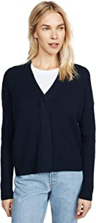 Women's Ribbed Button Cardigan