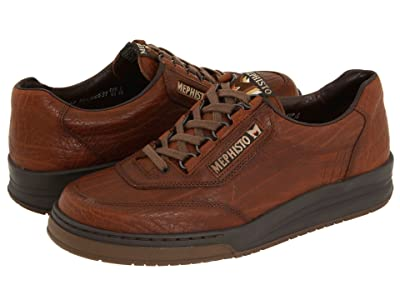 Mephisto Match (Tan Full Grain Leather) Men