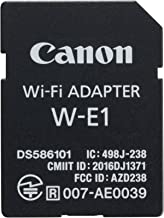 Canon W-E1 Wi-Fi Mobile Adapter for EOS 7D Mark II, EOS 5DS, EOS 5DS R Cameras