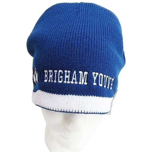 48af8da00bd NCAA BYU Cougars Reversible Knit Hat