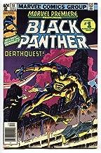 Marvel Premiere #51-1979-comic book-Marvel BLACK PANTHER