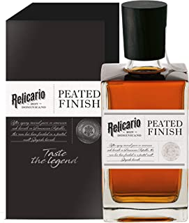 Relicario Ron Dominicano PEATED FINISH Rum 1 x 0.7 l