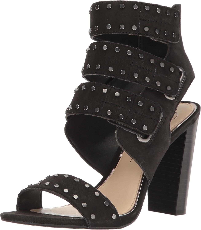 Jessica Simpson Womens ELANNA Heeled Sandal