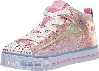 Skechers Kids' Twinkle Lite-Sparkle Gem Sneaker