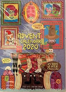 トレーダージョーズ アドベントカレンダー trader joes advent calendar 2020