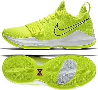 0a20983c7f99 Nike PG1 Paul George Tennis Ball 878627-700 Volt White Men s Basketball  Shoes