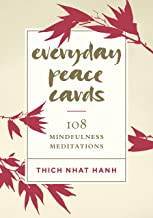 Everyday Peace Cards: 108 Mindfulness Meditations