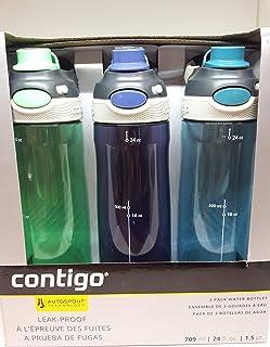 Contigo AUTOSPOUT Technology 防漏水瓶
