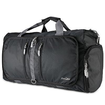 ProCase Foldable Travel Duffel Bag