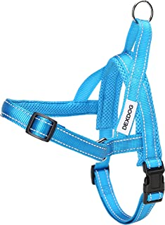 DEXDOG EZHarness, Dog Harness | On/Off Quick | Easy Step in | Walk Vest