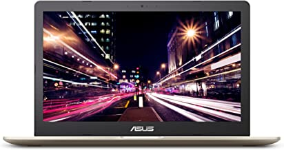ASUS VivoBook Pro Performance Laptop, Intel Core i7-8750H, GTX 1050 4GB, 16GB DDR4, 512GB M.2 SSD, 15.6in 4K Ultra HD Wide...