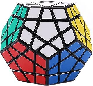 Dreampark 3x3 Megaminx Speed Cube Puzzle Toy, Black