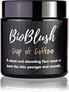 BioBlush Cup of Coffee - Clay Face Mask (100g)