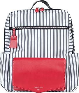 TWELVElittle Peek-A-Boo Diaper Bag Backpack