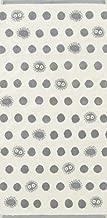 丸眞 バスタオル ジブリ となりのトトロ 約60×120cm 水玉クロスケ 綿100% 1005015900