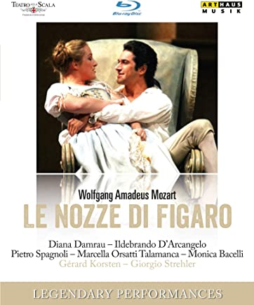 Mozart: Le Nozze di Figaro Legendary Performances