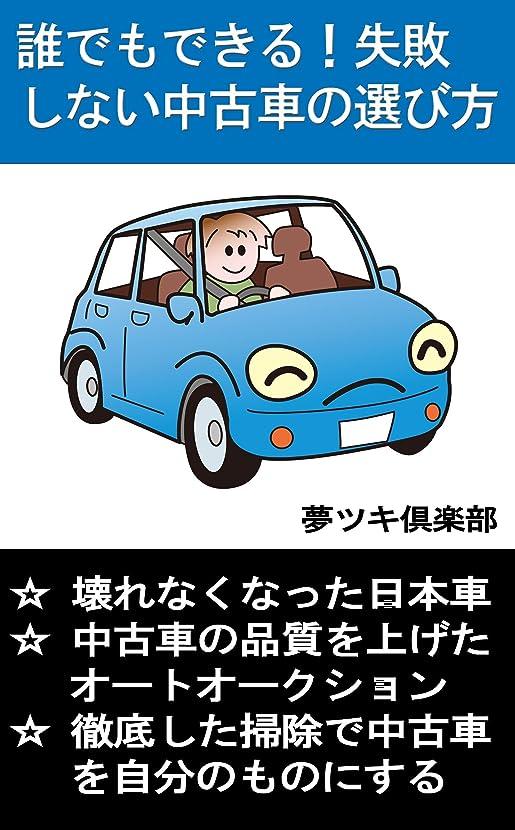 よく話される放射性艶誰でもできる!失敗しない中古車の選び方 生活知恵袋シリーズ
