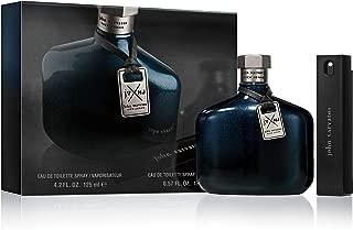 John Varvatos JVXNJ Blue Cologne Gift Set for Men, 4.2 Oz.