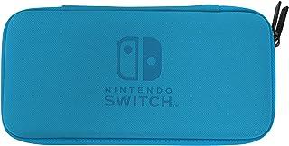 Hori 任天堂 Switch Lite 超薄结实袋(蓝色) 由 Nintendo 官方* - 任天堂 任天堂 Switch