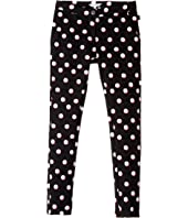Little Marc Jacobs - Milano All Over Printed Dots Trousers (Little Kids/Big Kids)