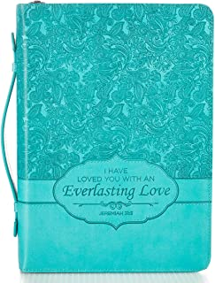 Best turquoise bible cover Reviews