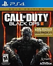 Call of Duty: Black Ops III - Gold Edition - PlayStation 4