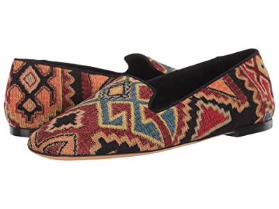 Etro Tapestry Flat (Multi) Women