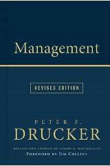 Management Rev Ed Kindle Edition