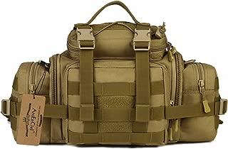 ArcEnCiel Tactical Duffle Bag Fishing Fanny Pack Range Bags Men Gym Military Molle Shoulder Bags Waist Camera Sports Handbag